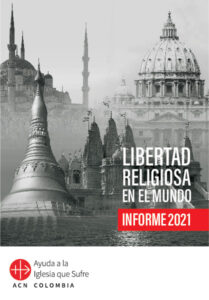 Portada Informe Libertad Religiosa 2021