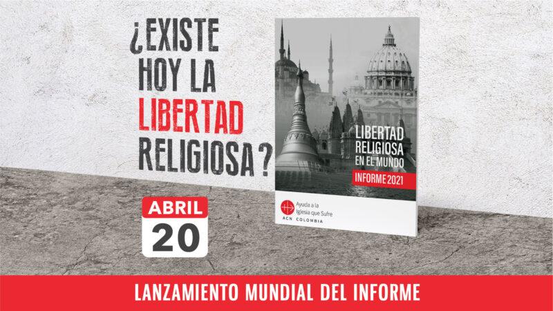 Evento Informe Libertad Religiosa 2021